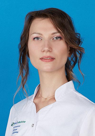 Рябушева Анна Валерьевна