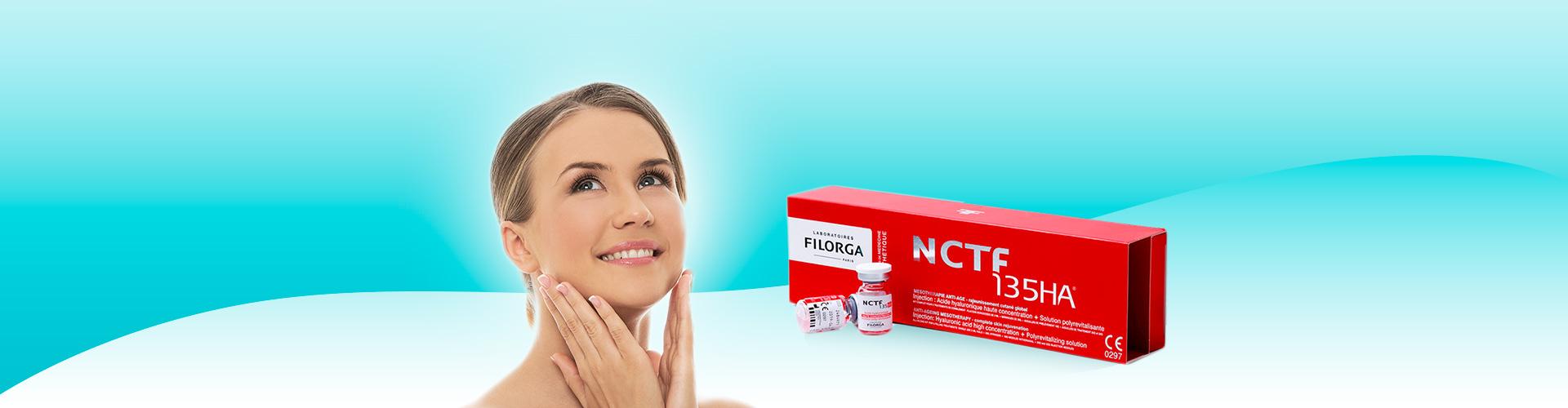 Только в январе Мезококтейль NCTF со скидкой в Beauty Medicine
