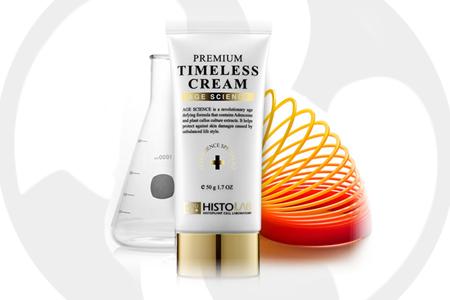 Омолаживающий крем для лица Premium Timeless Cream 50 мл - <span>5500 руб</span>