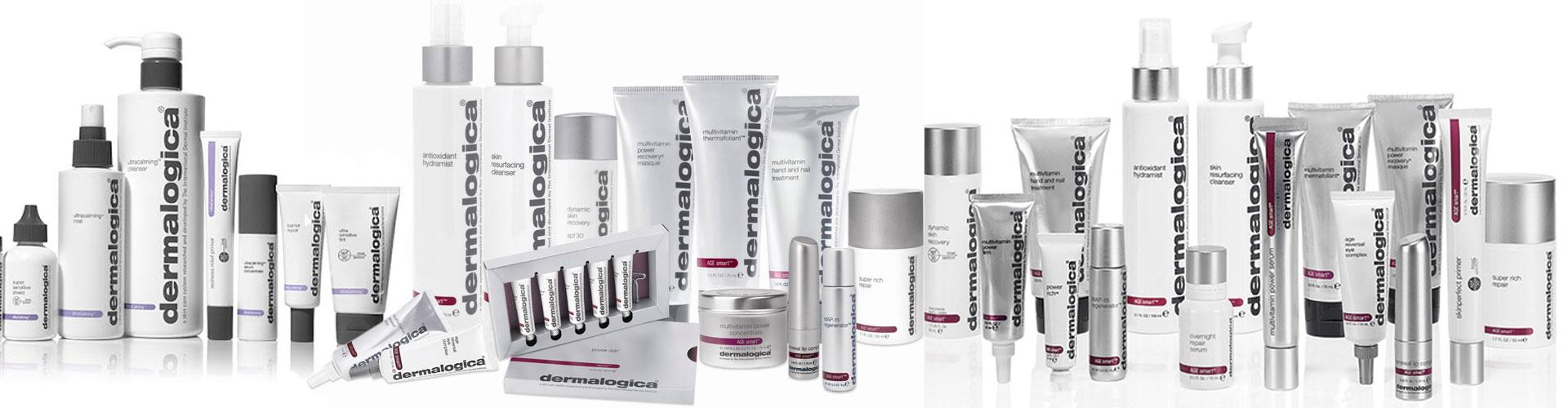 Dermalogica (США) - профессиональная косметика для домашнего ухода для лица