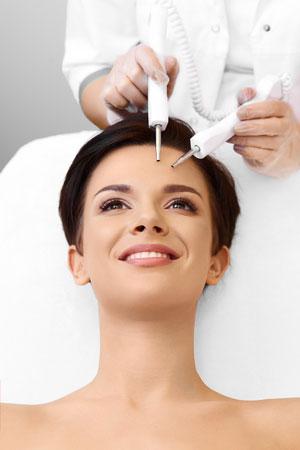 Микротоковая терапия в клинике косметологии Code Beauty Medicine г. Долгопрудный