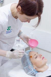 Пилинги для лица в клинике косметологии Code Beauty Medicine