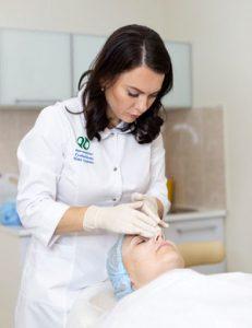 Омолаживающий пилинг prx t33 в клинике косметологии Code Beauty Medicine